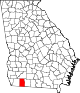 80px-Map_of_Georgia_highlighting_Grady_County.svg