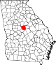 80px-Map_of_Georgia_highlighting_Jones_County.svg