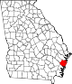 80px-Map_of_Georgia_highlighting_McIntosh_County.svg