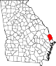 Map_of_Georgia_highlighting_Effingham_County.svg